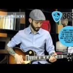 Lick 349/365 - Fancy Rockabilly Rhythm Lick in A | 365 Guitar Licks Project