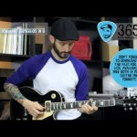 Lick 348/365 - Tense Jazzy Dominant Arpeggios in G | 365 Guitar Licks Project