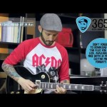 Lick 267/365 - Fast Pentatonic Build Up in Am | 365 Guitar Licks Project