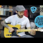 Lick 293/365 - Fingerstyle 12 Bar Blues in B | 365 Guitar Licks Project