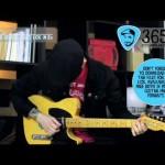 Lick 357/365 - Swingin' Old School Blues Lick in Eb | 365 Guitar Licks Project