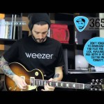 Lick 282/365 - Two Octave Bluesy Rock Lick in Gm | 365 Guitar Licks Project