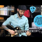 Lick 321/365 - Flashy Harmonic Minor Lick in Am | 365 Guitar Licks Project