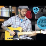 Lick 273/365 - Minor Blues Harmonies in Gm | 365 Guitar Licks Project