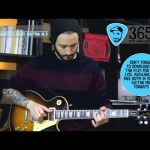 Lick 301/365 - Swampy Fingerstyle Blues Rhythm in D | 365 Guitar Licks Project