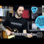 Lick 281/365 - Groovy 12 Bar Blues Fingerstyle Rhythm in A | 365 Guitar Licks Project