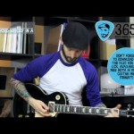 Lick 347/365 - Spacey Chord Melody in A | 365 Guitar Licks Project
