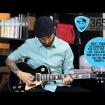 Lick 320/365 - Ballad Rhythm Melody in D | 365 Guitar Licks Project