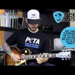 Lick 153/365 - Chromatic Rock Lick in C   365 Guitar Licks Project