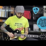 Lick 287/365 - Chromatic Blues Lick in Cm | 365 Guitar Licks Project