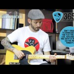 Lick 260/365 - Dissonant Country Lick in G | 365 Guitar Licks Project