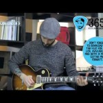 Lick 332/365 - Classy Major Lead in D | 365 Guitar Licks Project