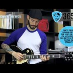 Lick 344/365 - Funky Chromatic Lick in Cm   365 Guitar Licks Project