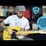 Lick 295/365 - Classy Fingerstyle 12 Bar Blues in D | 365 Guitar Licks Project