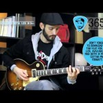Lick 361/365 - Heavy Melodic Grunge Metal Lick in Dm | 365 Guitar Licks Project