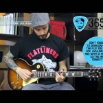 Lick 315/365 - Flashy Blues Rock Pentatonic Lick in Bm | 365 Guitar Licks Project
