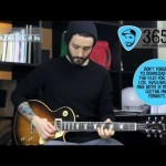 Lick 336/365 - Spacey Major7 Lick in Bb | 365 Guitar Licks Project