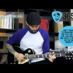 Lick 343/365 - Chunky Blues Double Stops in Gm | 365 Guitar Licks Project