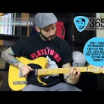 Lick 307/365 - Optimistic Fingerstyle 12 Bar Blues in A | 365 Guitar Licks Project