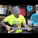 Lick 286/365 - Soft Turnaround in E | 365 Guitar Licks Project