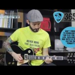 Lick 291/365 - Elegant Blues Rhythm in A | 365 Guitar Licks Project