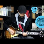 Lick 360/365 - Heavy Rock Harmonies in Dm | 365 Guitar Licks Project