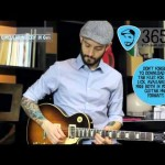 Lick 353/365 - Chromatic Circular Melody in Gm | 365 Guitar Licks Project