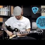 Lick 143/365 - Nasty Rock Lick in Gm   365 Guitar Licks Project