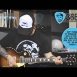 Lick 117/365 - Aeolian Descent in F#m   365 Guitar Licks Project