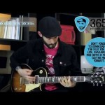 Lick 359/365 - Grooving Rock Grunge Metal Lick in Dm | 365 Guitar Licks Project