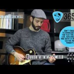 Lick 333/365 - Sneaky Jazzy Minor Lick in Em | 365 Guitar Licks Project