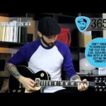 Lick 345/365 - Laid Back Soft Jazz Lick in A | 365 Guitar Licks Project
