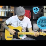 Lick 298/365 - Gritty Country Rhythm in D | 365 Guitar Licks Project