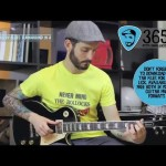 Lick 290/365 - Fingerstyle Jazzy Blues Turnaround in A | 365 Guitar Licks Project