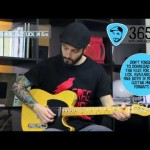 Lick 326/365 - Swinging Minor Jazz Lick in Cm | 365 Guitar Licks Project