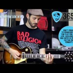 Lick 237/365 - Fast Metal Rhythm Lick in A | 365 Guitar Licks Project