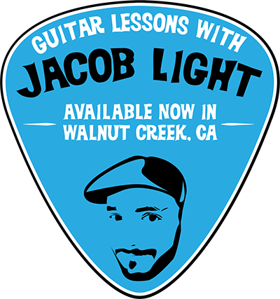 Jacob Light – Musician, Guitar Player and Guitar Teacher in The Bay Area | Guitar Lessons in Walnut Creek